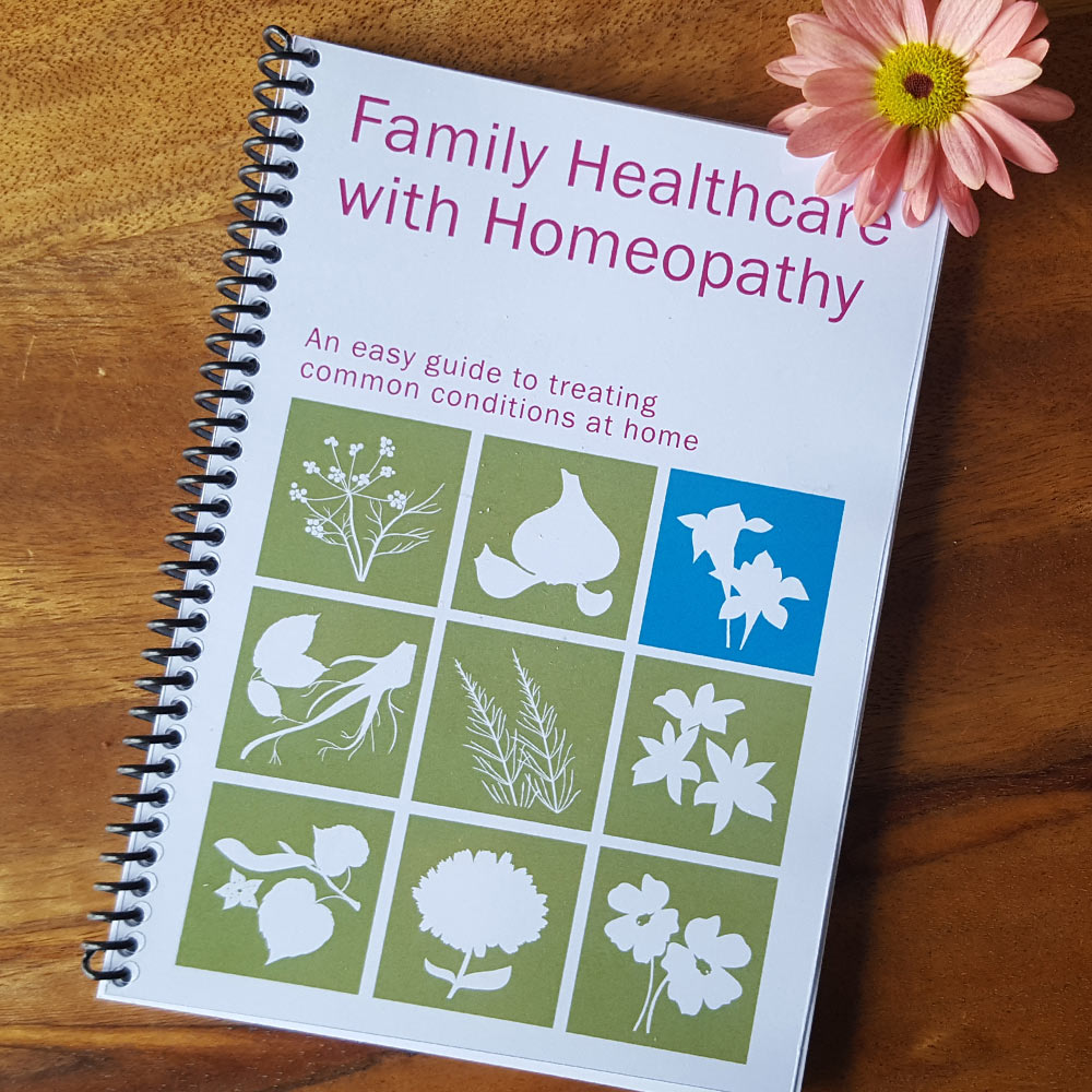 Family Healthcare with Homeopathy Handbook